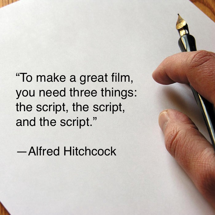 100 Screenwriters on Screenwriting - Go Into The Story