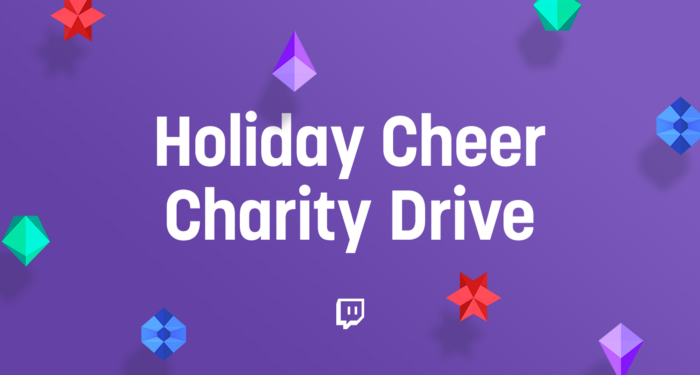 Cheer with #charity to support a good cause - Twitch Blog
