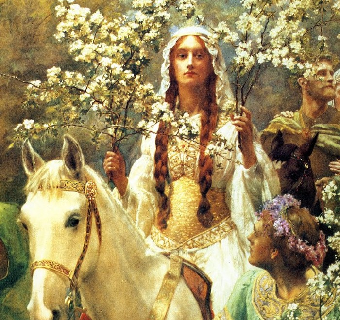 A Woman of Legend: The Once and Future Queen Guinevere