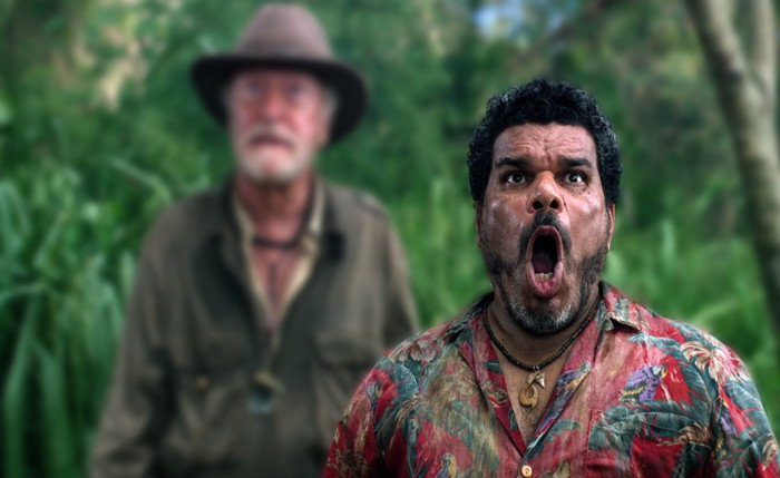 Luis Guzman in Journey 2: The Mysterious Island (Credit: Warner Bros Pictures)
