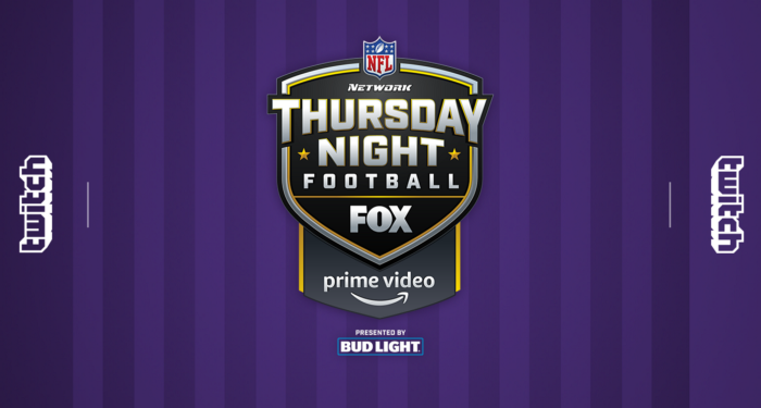 Thursday Night Football returns to Twitch - Twitch Blog