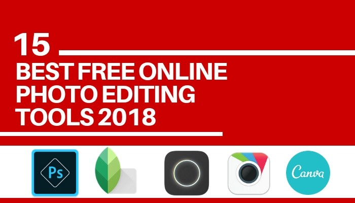 15 Best free online photo editing tools 2018 - Abigail Brown