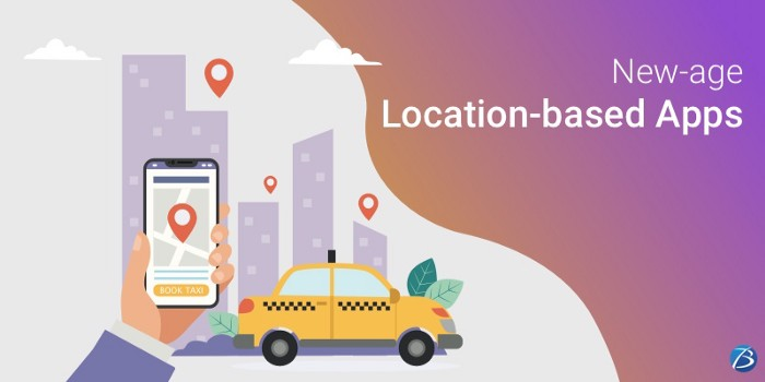 location based apps
