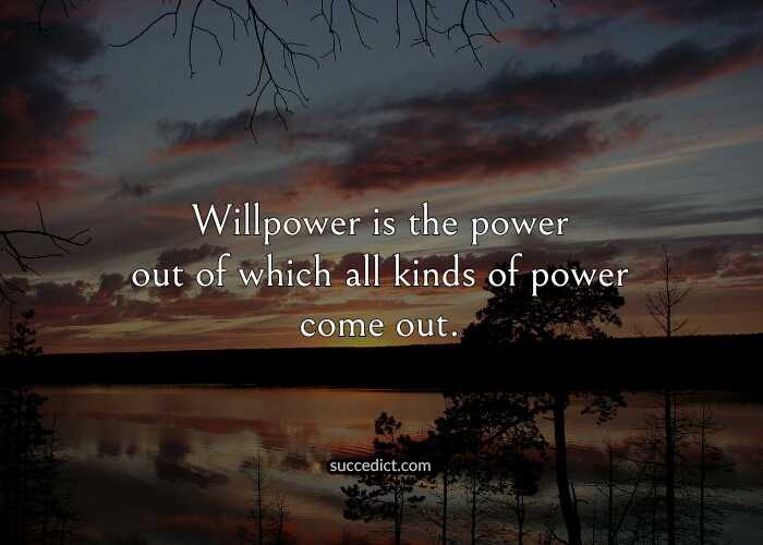 Quotes On Will Power Read My Collection Of Will Power Quotes By Nitin Namdeo Medium