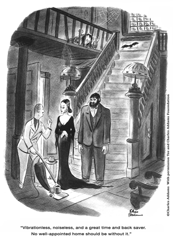 An Addams Family History You Know They Re Creepy And They Re By Dan Owen Dans Media Digest