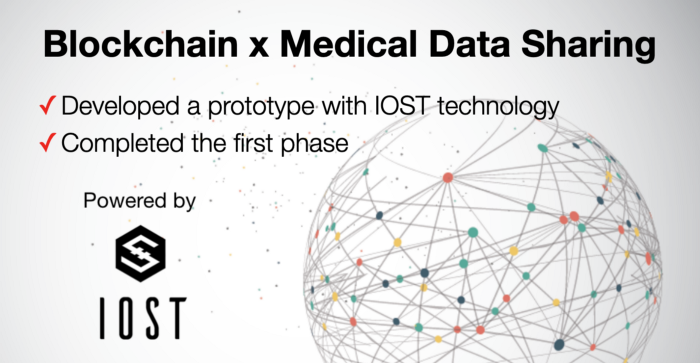 1*oyWvCICCw P9FPr3 HBt9Q Japan's Medical Project Pracs Completed Phase 1 of IOST Integration