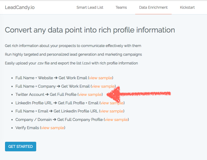 How to use LeadCandy to generate 1000s of targeted leads