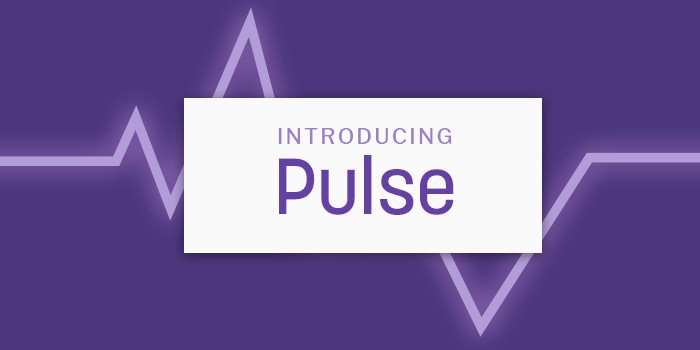 Pulse: Let's share, emote, and discover more together