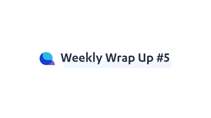 Liquity—Weekly Wrap Up #5
