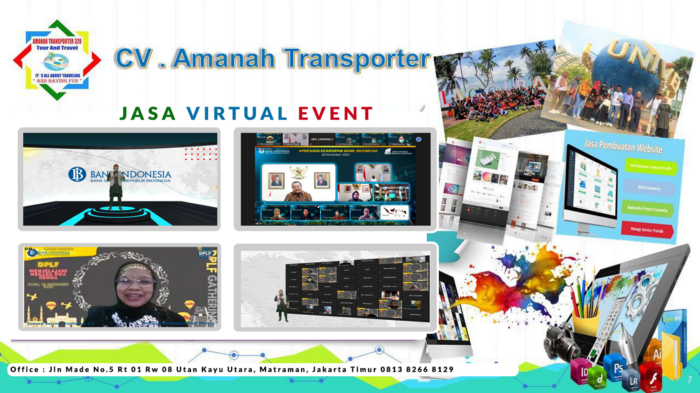 Jasa Virtual Event