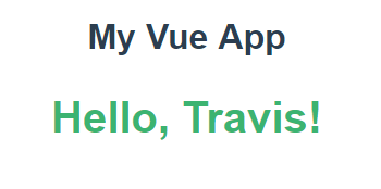 Getting Started with Vue Single File Components - Travis Horn