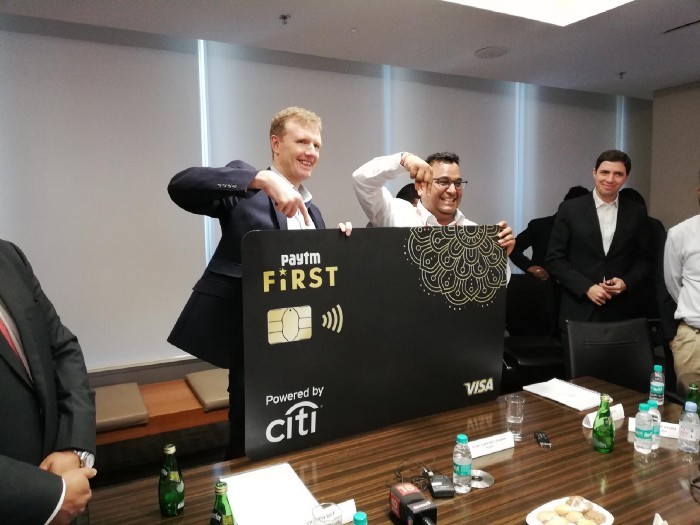 We Have Launched Our Paytm First Card, India's First Unlimited