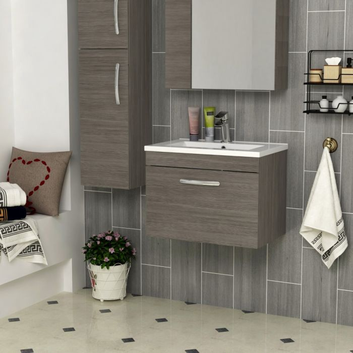 Wall Hung Bathroom Vanity Units