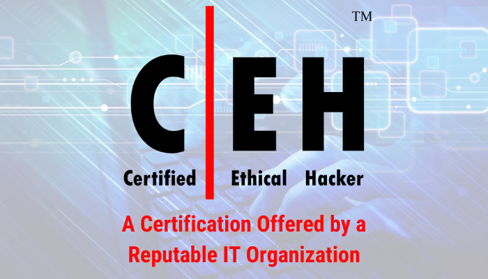 certification cybersecurity career ceh reputable offered organization