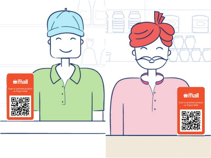 Paytm Mall will empower your local shopkeepers to sell online