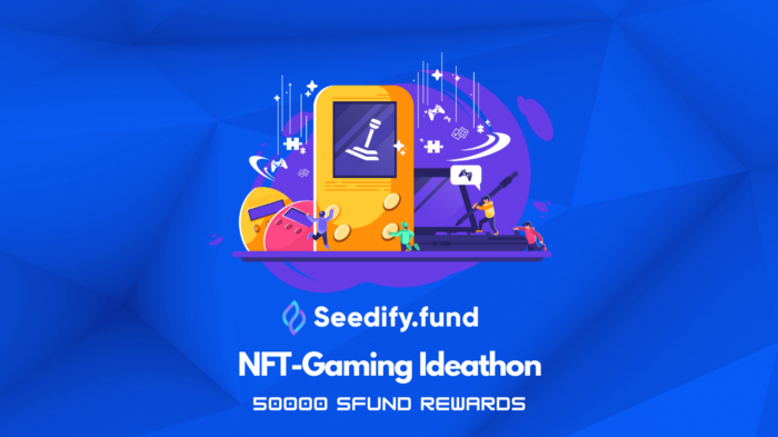 Ideathon for NFT-Gaming with SFUND Rewards & Seed Funding