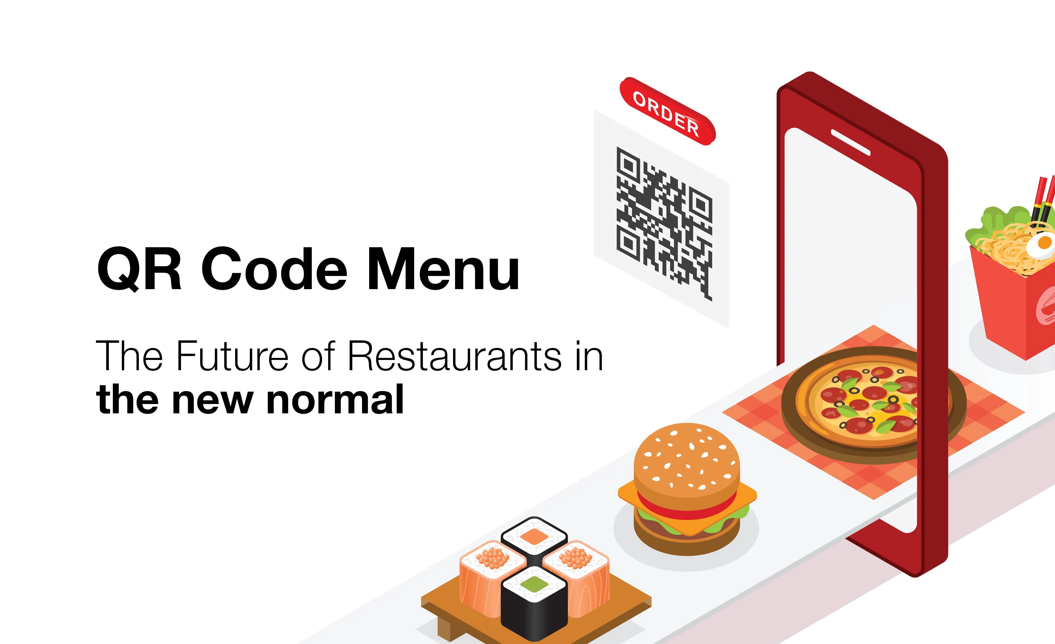 How To Make Your Restaurant Or Bar Menu In A Qr Code By Roselle Ebarle The Innovation Medium