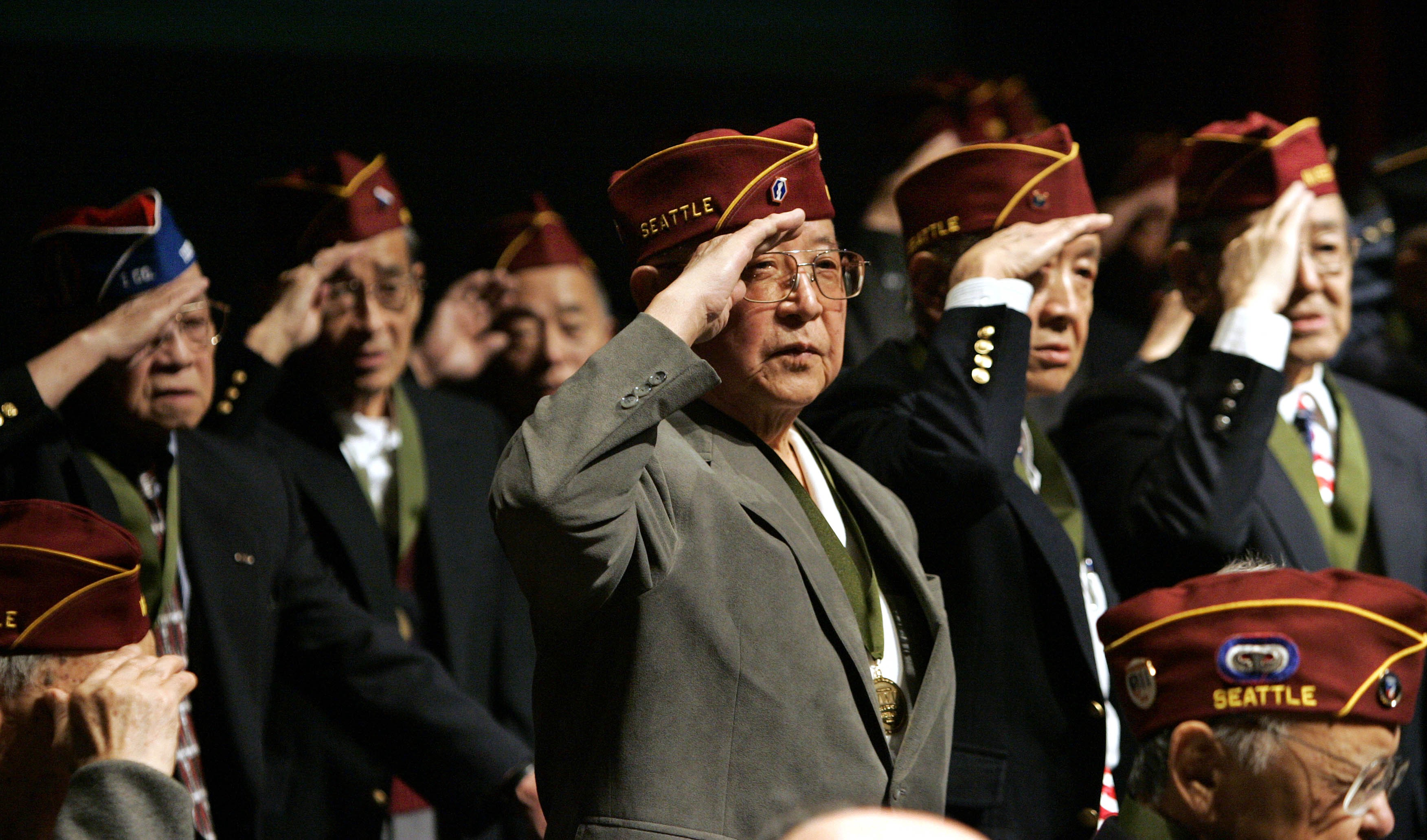 These little-known Japanese American soldiers rescued