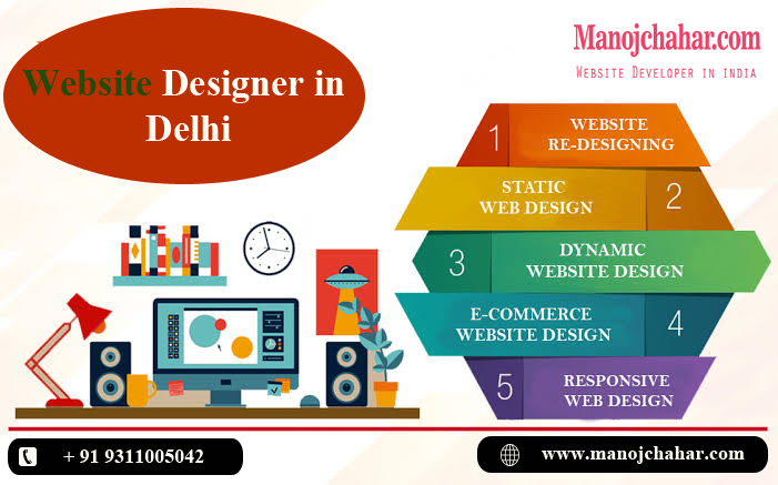 Why Choose Manoj Chahar As Best Website Designer In Delhi By Website Designer In Delhi Medium