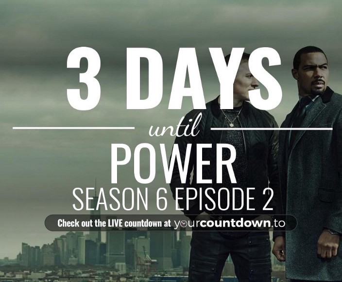 Power Season 6 — Episode 2 [(2019)] Online Free || 123Movies