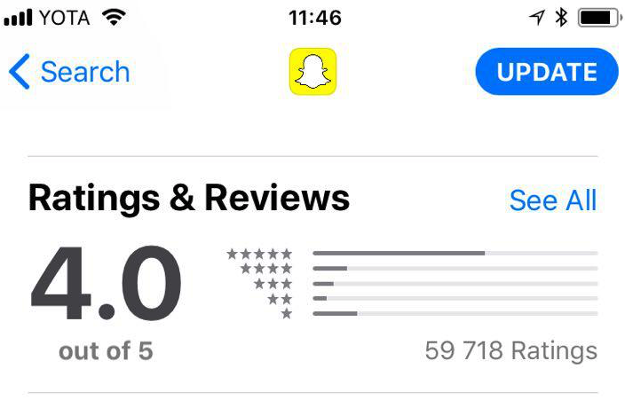 iOS 11 ratings and reviews changes - Tony Larin - Medium