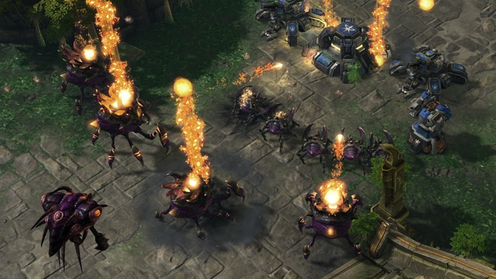 A Beginner's Guide to StarCraft 2! - Roach Warren - Medium