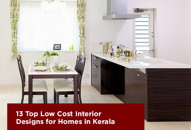 Low Cost Interior Design For Homes In Kerala
