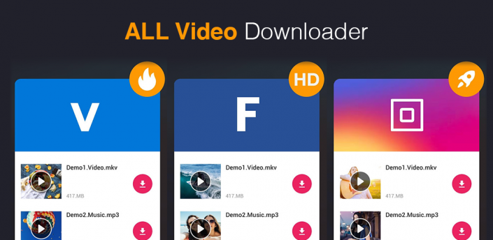 All Video Downloader 2019 APK. Version 1.1.3 —… | by android apps | Medium