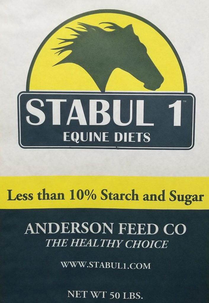 Stabul 1 Equine Diets Fenugreek Low Sugar, Low Starch Horse Feed