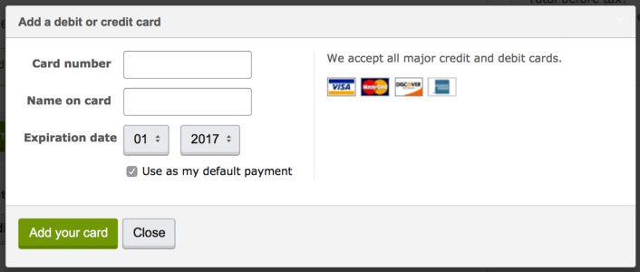 The Sad State of Payment Buttons - UX Planet