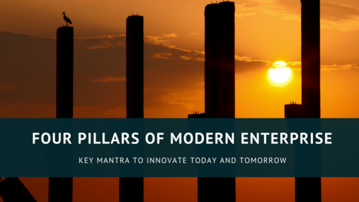 Four Pillars of Modern Enterprise IT
