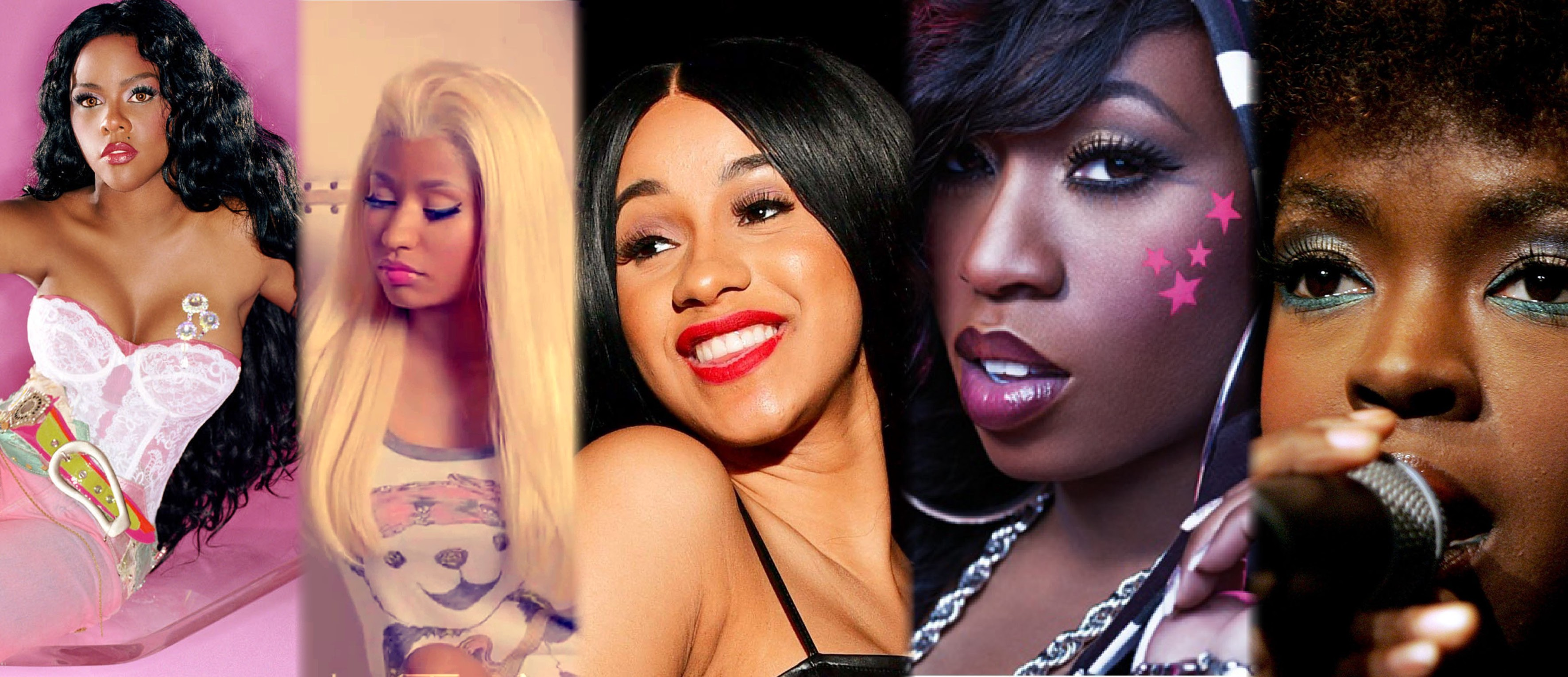 Best Female Rappers Of All Time Quibblog Medium