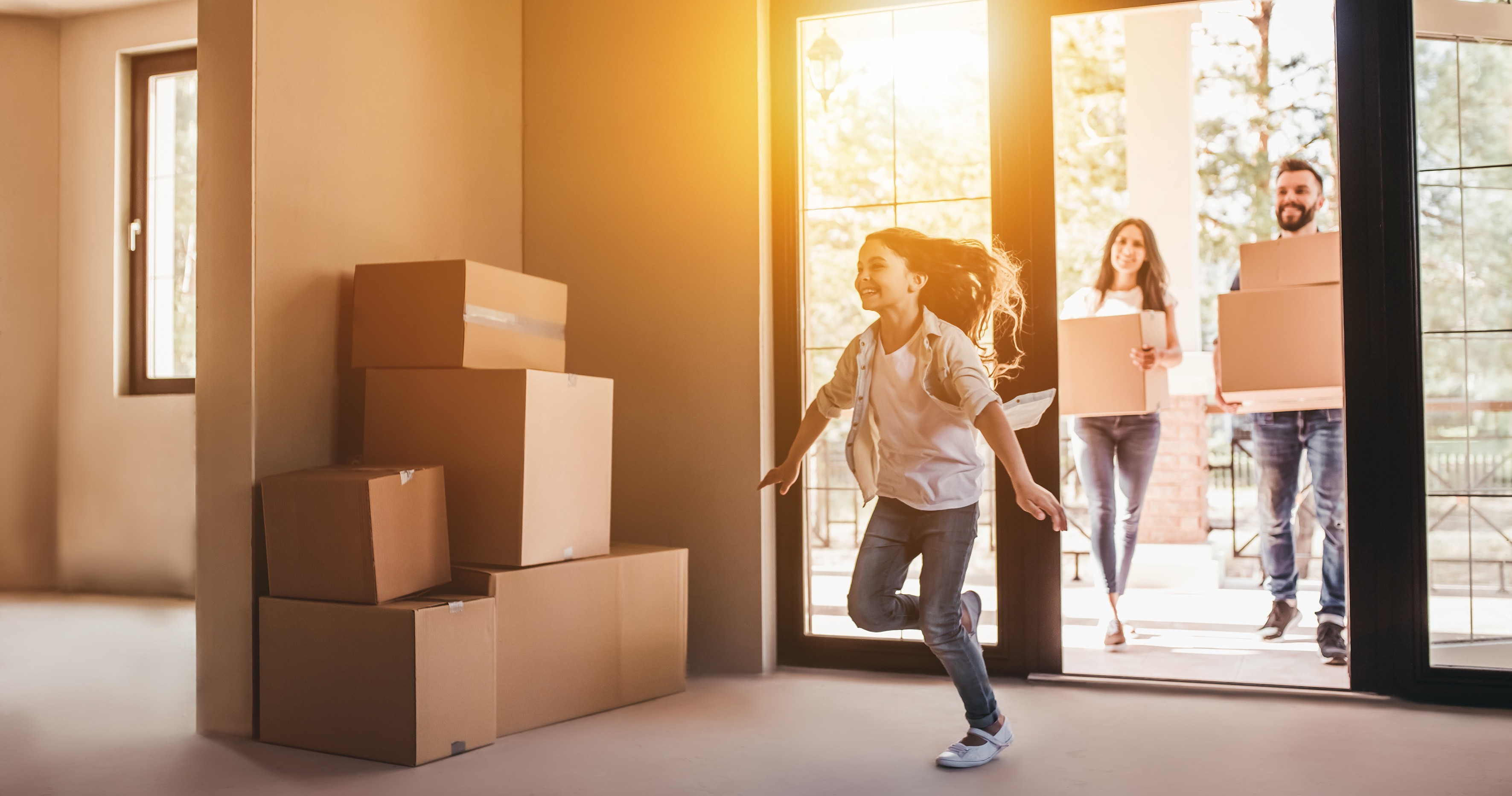 Key Tips to Ensure an Easier House Moving with Kids | by Prime Packers &  Movers | Medium