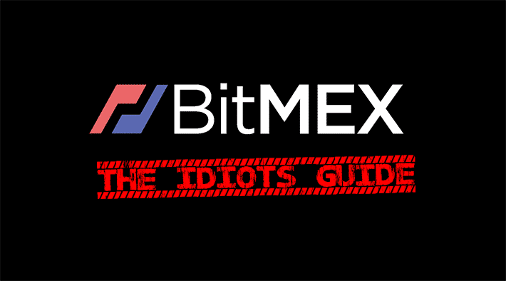 The Idiots Guide to Margin Trading on Bitmex - Crypto