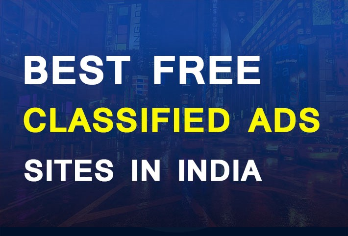 free classified ads sites in india