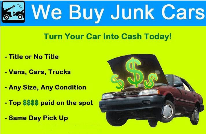 Top Pay For Junk Cars >> Are You Searching For Cash For Junk Cars Roland Kopec