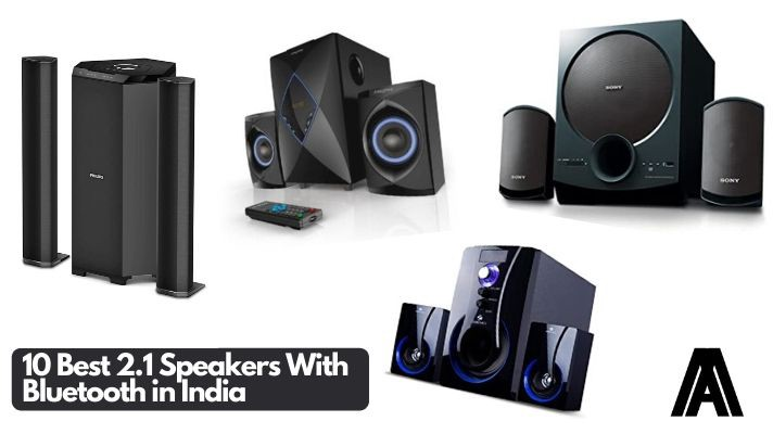 10 Best 2 1 Speakers With Bluetooth In India By All Accessories Medium