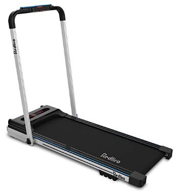REDLIRO 2-in-1 Under Desk — Best Treadmill for Apartment