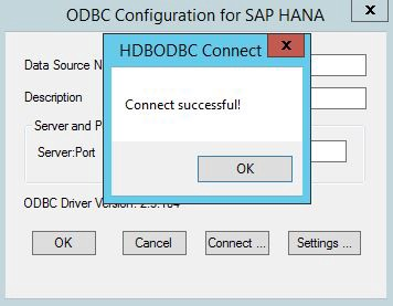 Add your SAP HANA Database as MSSQL Server Linked Server
