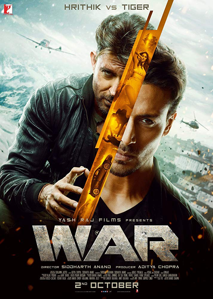 New Action Thriller Movies 2019 War Full Bollywood Movie Hd