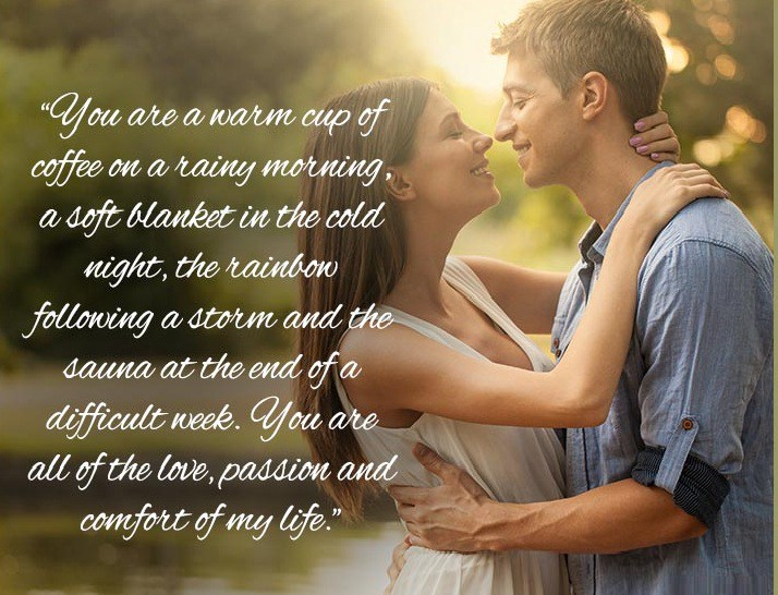 Romantic love quotes for husband from wife – Husband ...