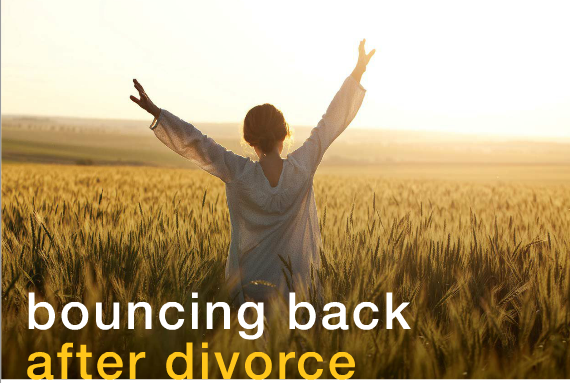 In the last few years, there has been an enormous increase in the divorce  rate among the 50–65 year-old set. So many couples over 50 are ending  marriages ...