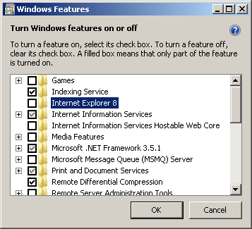 Adding GUI-Based Capabilities to Windows Server Core