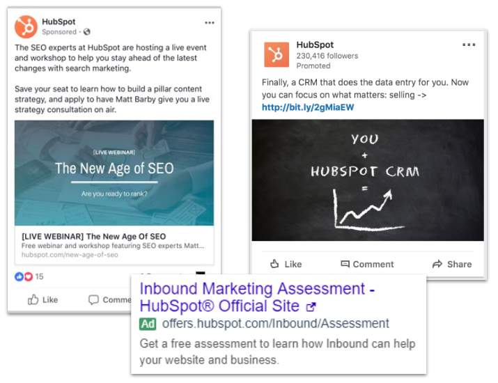 We've changed our stance on ads  Here's why  - HubSpot - Medium