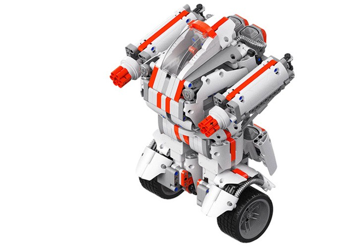 Mitu Robot— is this an alternative to Lego EV3? - Dong Liang