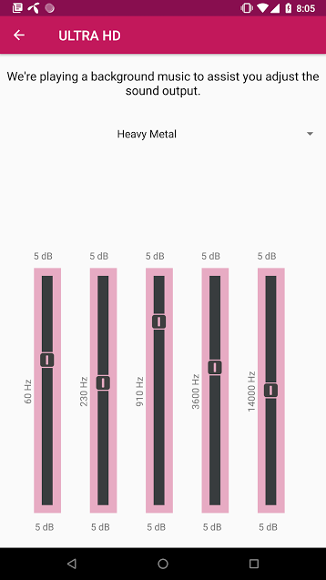 Android Equalizer with Exo Player - Sheraz Ahmed - Medium