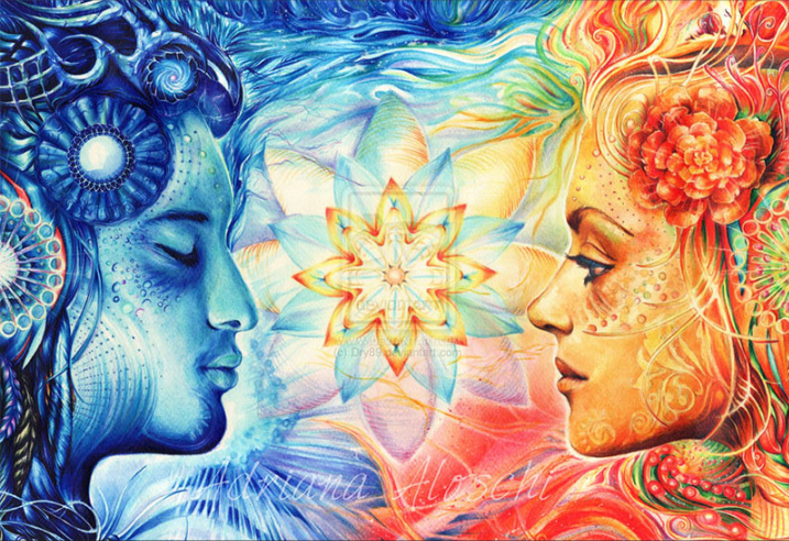 What Are Twin Flames - Ashtart Scheherazade Folley-Regusters