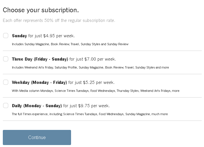 Is The New York Times Subscription Worth It By Anthony Maiorana Medium