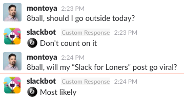 Slack For Loners - Chatbots Magazine
