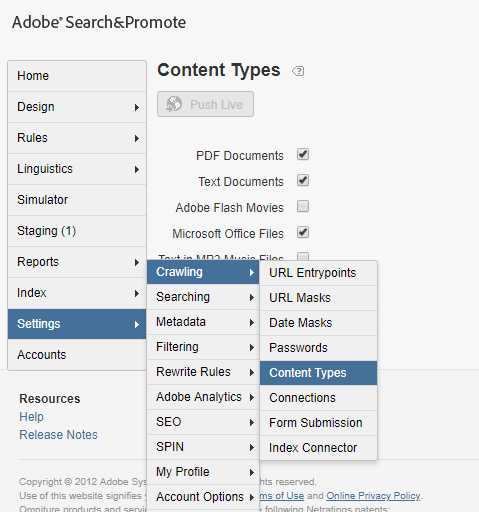 Adobe-search&promote-attribute-loader